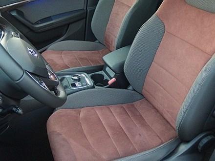 verkauft seat ateca 2 0 xcellence 4dri gebraucht 2016 km in gro gerungs. Black Bedroom Furniture Sets. Home Design Ideas