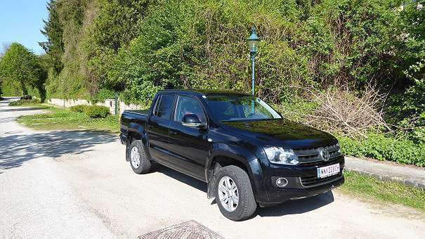 verkauft vw amarok pickup pritsche gebraucht 2012 193. Black Bedroom Furniture Sets. Home Design Ideas