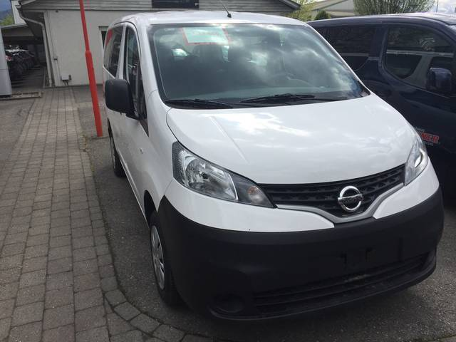 verkauft nissan nv200 kombi 1 5 dci 90 gebraucht 2016 0 km in klaus. Black Bedroom Furniture Sets. Home Design Ideas