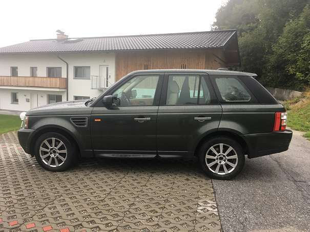 verkauft land rover range rover sport gebraucht 2006 km in dorfwerfen. Black Bedroom Furniture Sets. Home Design Ideas