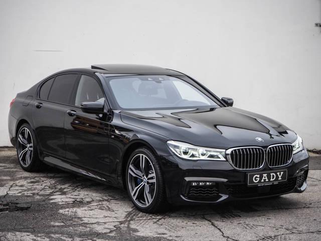 Gebraucht BMW 750 D XDrive Osterreich Paket Aut