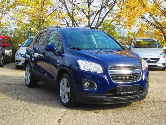 verkauft chevrolet trax 1 4t eco awd l gebraucht 2014 km in traun. Black Bedroom Furniture Sets. Home Design Ideas
