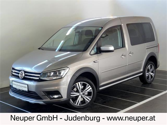 verkauft vw caddy alltrack 2 0 tdi 4mo gebraucht 2016. Black Bedroom Furniture Sets. Home Design Ideas