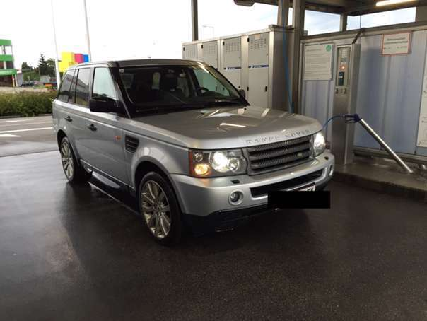 verkauft land rover range rover sport gebraucht 2007 km in gmunden. Black Bedroom Furniture Sets. Home Design Ideas