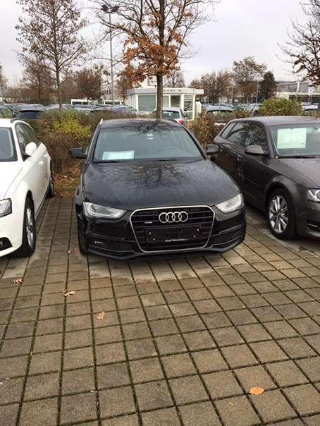Verkauft Audi A4 B8 Quattro Sline Kombi Gebraucht 2013 109000 Km