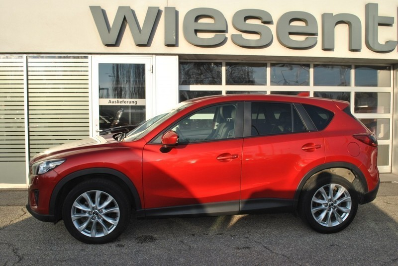 verkauft mazda cx 5 cx 5 gebraucht 2014 km in wien. Black Bedroom Furniture Sets. Home Design Ideas