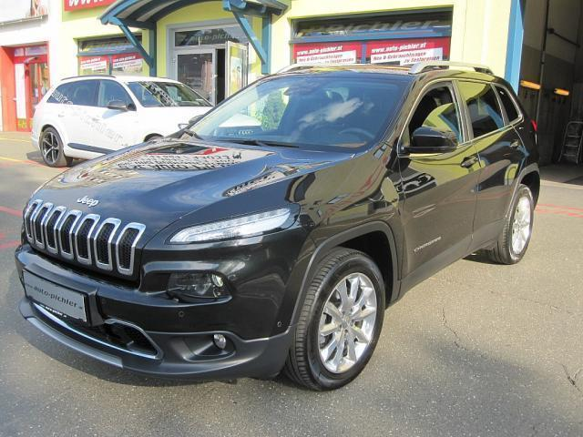 verkauft jeep cherokee 2 2 multijet ii gebraucht 2015 km in leoben. Black Bedroom Furniture Sets. Home Design Ideas