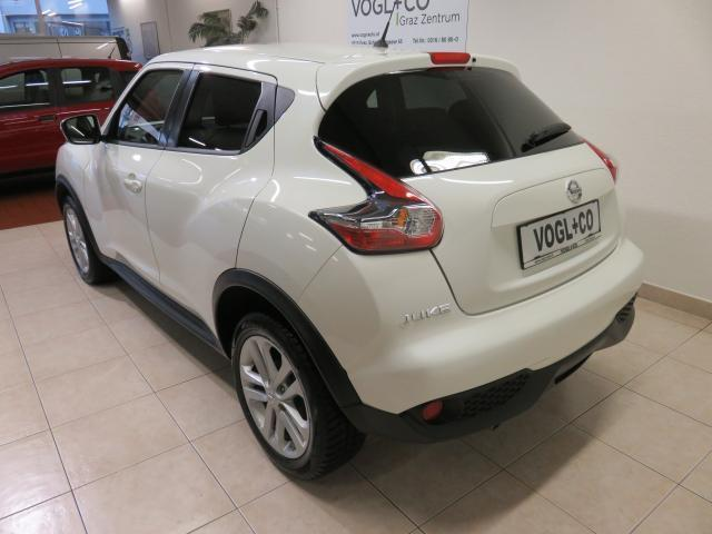 verkauft nissan juke 1 2 dig t n con gebraucht 2016 5. Black Bedroom Furniture Sets. Home Design Ideas