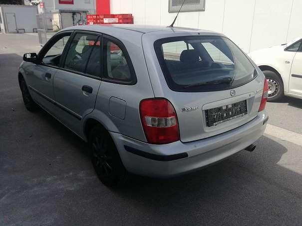 Verkauft Mazda 323f 323elegant Pickel Gebraucht 2000 106 100 Km