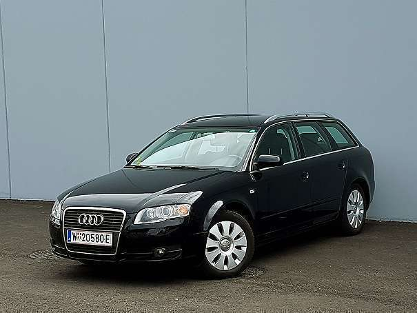 verkauft audi a4 avant 1 9 tdi s line gebraucht 2007 km in wien. Black Bedroom Furniture Sets. Home Design Ideas