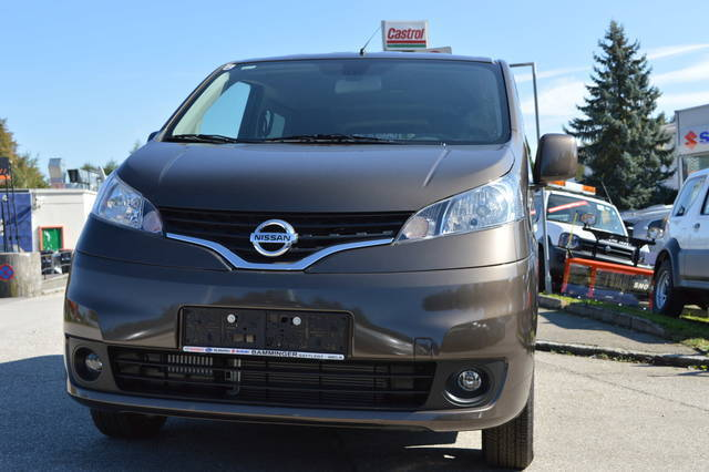 gebraucht nv200 kombi 1 5 dci 110tekna nissan evalia 2017 km in st p lten. Black Bedroom Furniture Sets. Home Design Ideas