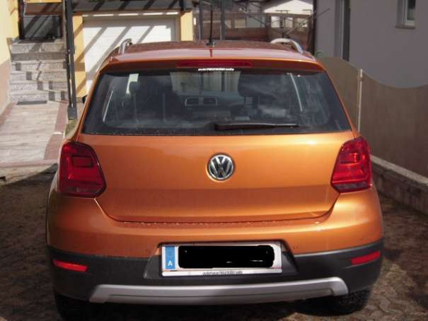 verkauft vw polo cross 1 0 bmt gebraucht 2015 km in flaurling. Black Bedroom Furniture Sets. Home Design Ideas