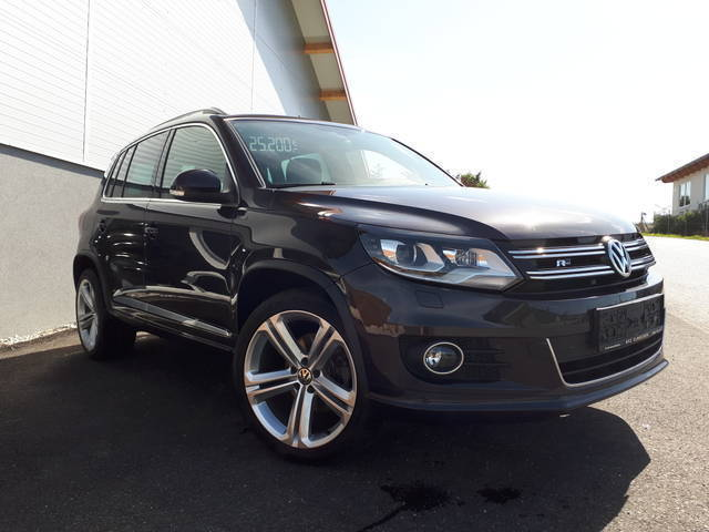 verkauft vw tiguan 2 0 tdi lounge bmt gebraucht 2015 km in schenkenfelden. Black Bedroom Furniture Sets. Home Design Ideas
