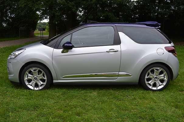 verkauft citro n ds3 cabriolet ds3 cab gebraucht 2013 km in deutschland. Black Bedroom Furniture Sets. Home Design Ideas