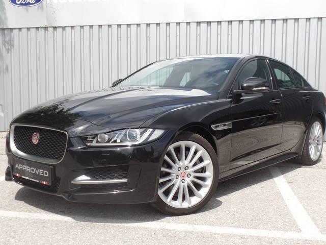 verkauft jaguar xe 20d r sport aut li gebraucht 2017 4. Black Bedroom Furniture Sets. Home Design Ideas