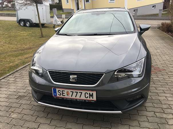 verkauft seat leon x perience st 2 0 t gebraucht 2014 km in steyr land. Black Bedroom Furniture Sets. Home Design Ideas