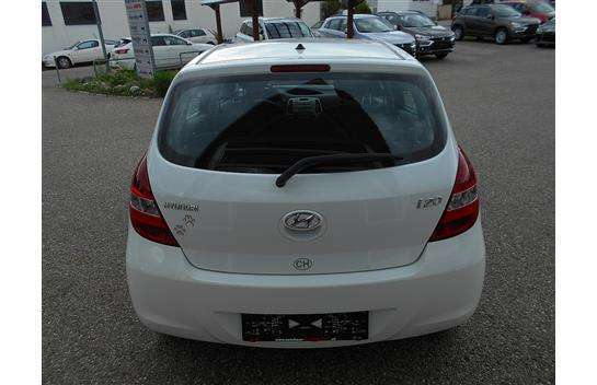 Verkauft hyundai i20 1 25 cool gebraucht 2011 km for Auto stockerau