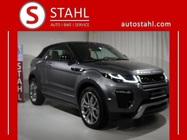 verkauft land rover range rover evoque gebraucht 2017 0. Black Bedroom Furniture Sets. Home Design Ideas