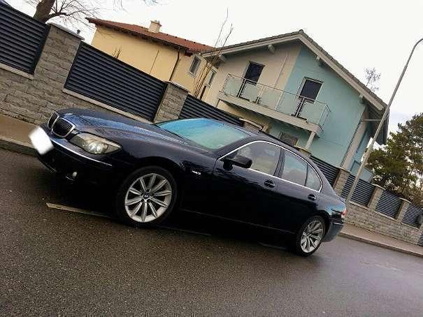 gebraucht 7er reihe e65 d individual ausstattung limousine bmw 730 2006 km in wien. Black Bedroom Furniture Sets. Home Design Ideas