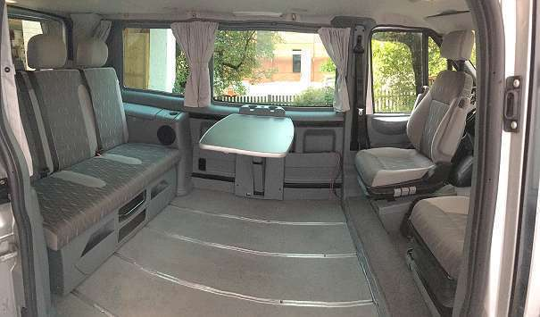 ford tourneo custom euroline interior ford tourneo custom. Black Bedroom Furniture Sets. Home Design Ideas