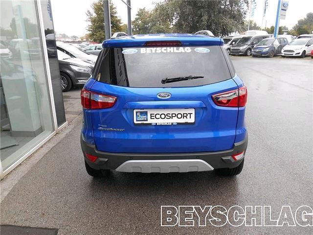 gebraucht 1 5 tdci titanium titanium ford ecosport 2016 km in wien. Black Bedroom Furniture Sets. Home Design Ideas