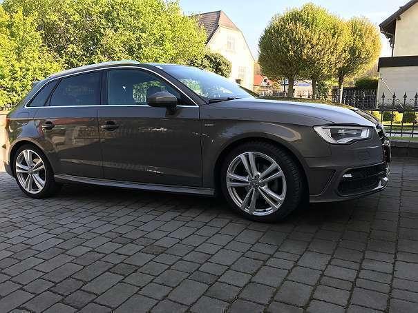 Audi A3 Limousine Gebraucht : verkauft audi a3 sportback a3 s line gebraucht 2014 km in lichtenw rth ~ Aude.kayakingforconservation.com Haus und Dekorationen