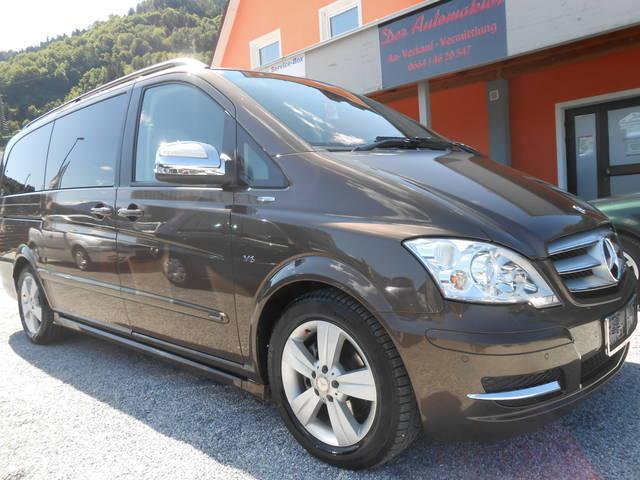 gebraucht viano mercedes benzvan minivan mercedes viano 2012 km in steyr. Black Bedroom Furniture Sets. Home Design Ideas