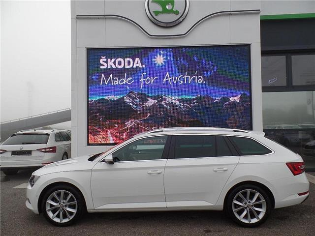 gebraucht kombi 2 0 tdi style dsg kombi family van skoda superb 2015 km in steyregg. Black Bedroom Furniture Sets. Home Design Ideas