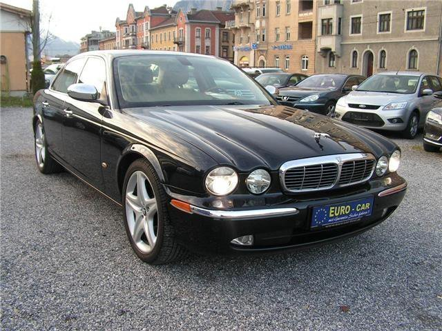 verkauft jaguar xj6 2 7 ds executive gebraucht 2006 km in innsbruck. Black Bedroom Furniture Sets. Home Design Ideas
