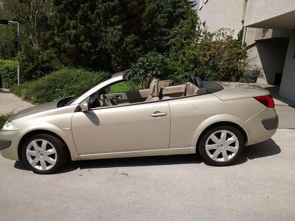 verkauft renault m gane cabriolet m ga gebraucht 2008 km in wien bezirk. Black Bedroom Furniture Sets. Home Design Ideas