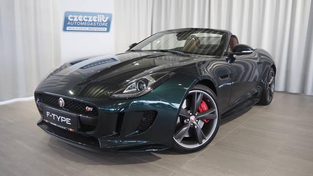 verkauft jaguar f type 3 0 aut gebraucht 2016 km in wr neustadt. Black Bedroom Furniture Sets. Home Design Ideas