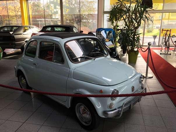 verkauft fiat 500l cabrio roadster gebraucht 1971 84. Black Bedroom Furniture Sets. Home Design Ideas