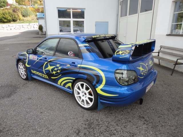 verkauft subaru impreza wrx 2 5 sti 4w gebraucht 2006 km in unterwei enbach. Black Bedroom Furniture Sets. Home Design Ideas