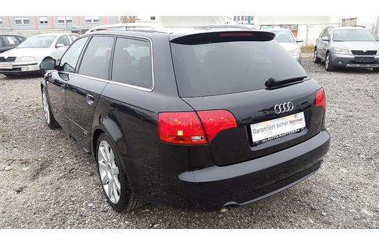 verkauft audi a4 kombi allrad diesel gebraucht 2006 km in oeynhausen. Black Bedroom Furniture Sets. Home Design Ideas
