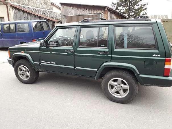 Verkauft Jeep Cherokee Xj Chlassic Suv Gebraucht 1999 156 000
