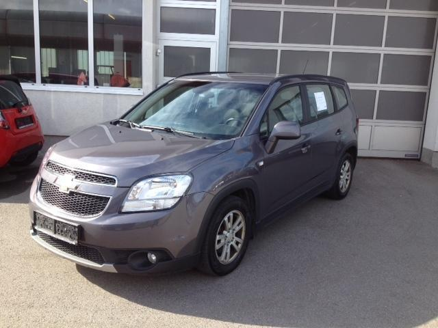 verkauft chevrolet orlando 2 0 lt 7 si gebraucht 2012 km in waldkirchen. Black Bedroom Furniture Sets. Home Design Ideas