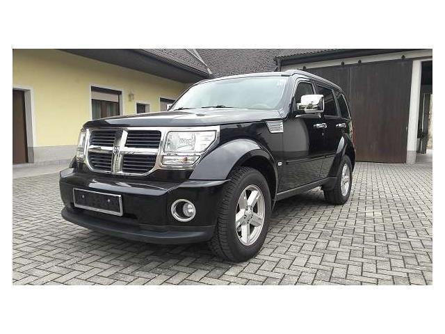verkauft dodge nitro 2 8 crd sxt aut gebraucht 2008 km in mistelbach. Black Bedroom Furniture Sets. Home Design Ideas