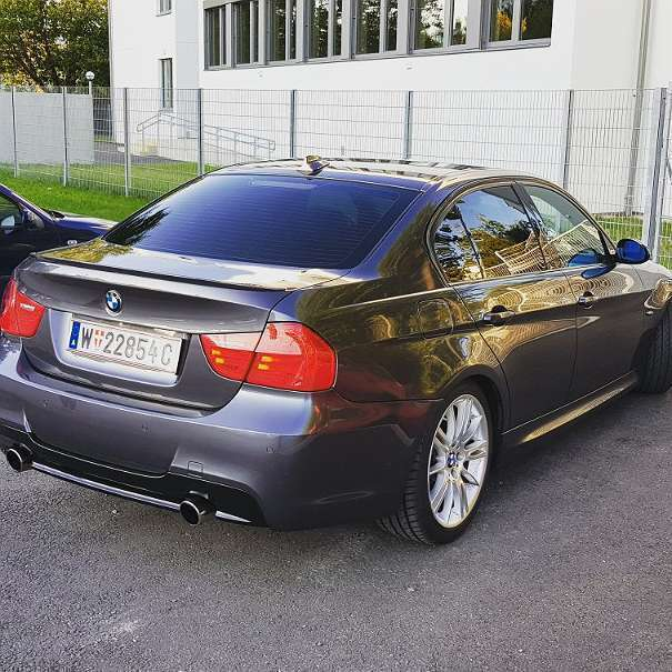 verkauft bmw 330 3er reihe e90 d m pak gebraucht 2006 km in wien. Black Bedroom Furniture Sets. Home Design Ideas