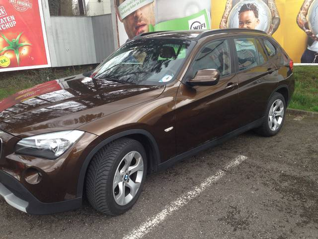 gebraucht xdrive18d bmw x1 2010 km in zell am see. Black Bedroom Furniture Sets. Home Design Ideas