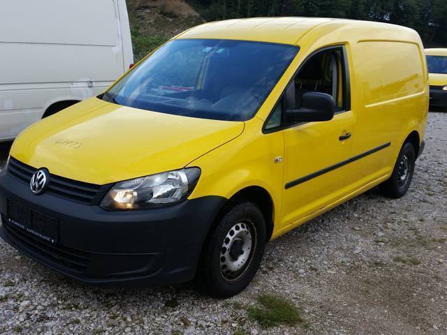 verkauft vw caddy maxi kastenwagen 2 0 gebraucht 2011 km in mauer bei amstetten. Black Bedroom Furniture Sets. Home Design Ideas