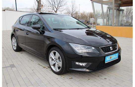 verkauft seat leon st fr 1 4 tsi act s gebraucht 2016 km in. Black Bedroom Furniture Sets. Home Design Ideas