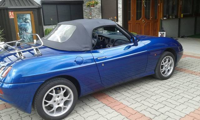 verkauft fiat barchetta gebraucht 1996 km in traun. Black Bedroom Furniture Sets. Home Design Ideas