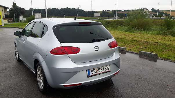 verkauft seat leon salsa 1 4 gebraucht 2008 km in innsbruck. Black Bedroom Furniture Sets. Home Design Ideas