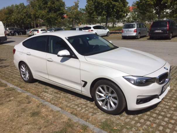 verkauft bmw 320 gran turismo 3er reih gebraucht 2015 km in haselsdorf tobelbad. Black Bedroom Furniture Sets. Home Design Ideas