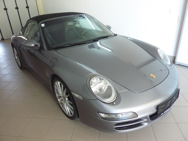 verkauft porsche 911 carrera cabriolet gebraucht 2005 km in linz. Black Bedroom Furniture Sets. Home Design Ideas