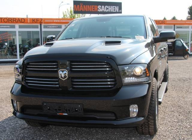 verkauft dodge ram sport quad cab ram gebraucht 2016 0. Black Bedroom Furniture Sets. Home Design Ideas