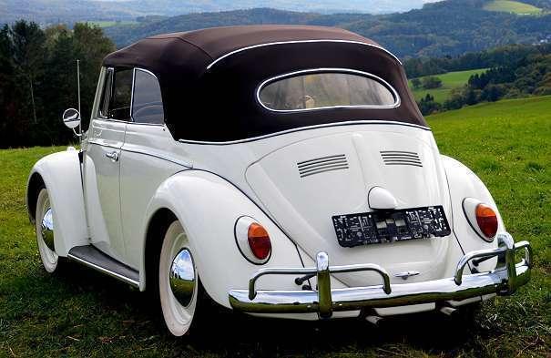 verkauft vw k fer 1200 cabrio roadst gebraucht 1962 2. Black Bedroom Furniture Sets. Home Design Ideas