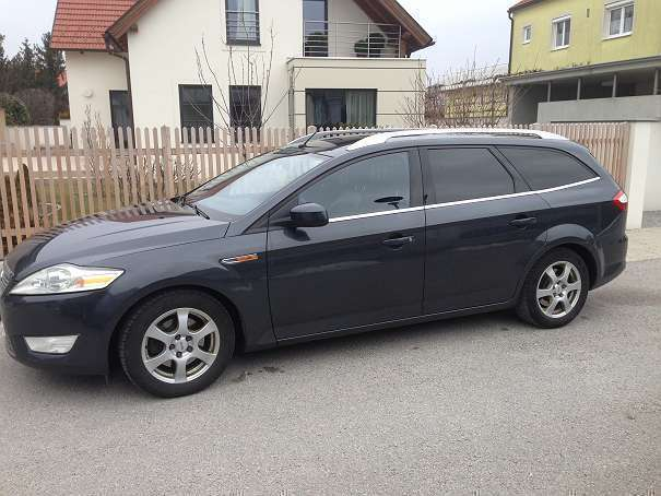 verkauft ford mondeo titanium 2 0 l di gebraucht 2008 km in mannsdorf. Black Bedroom Furniture Sets. Home Design Ideas