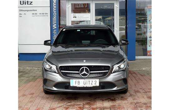 verkauft mercedes cla200 shooting brak gebraucht 2016 km in feldbach. Black Bedroom Furniture Sets. Home Design Ideas
