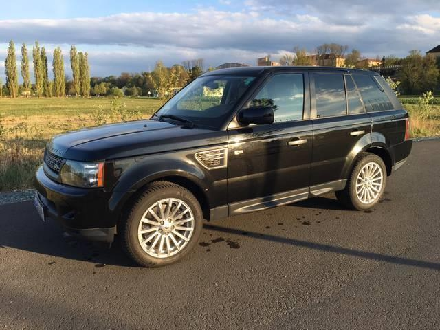 verkauft land rover range rover sport gebraucht 2010 km in f rstenfeld. Black Bedroom Furniture Sets. Home Design Ideas